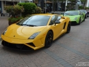 Exotics At Redmond Town Center, May 5, 2014