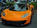 Exotics At Redmond Town Center - McLaren MP4-12C