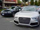 Exotics At Redmond Town Center - BMW M6 and Audi RS5