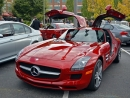 Exotics At Redmond Town Center - Mercedes SLS AMG