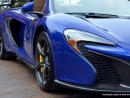 McLaren 650S - Red Square Charity Car Show 2014