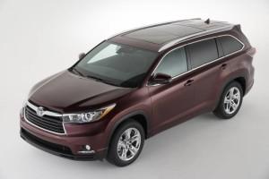 2014 Toyota Highlander SUV - Car journals