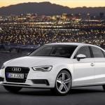 The Audi A3 Sedan –  Launch into a new market segment