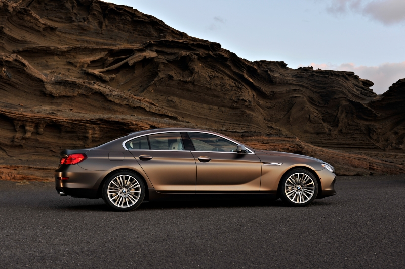 BMW 640i Gran Coupe © BMW Group