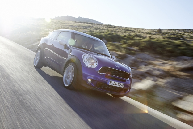 BMW MINI Paceman © BMW Group