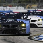 BMW Team RLL finishes fourth and seventh as BMW Z4 GTE makes first appearance at 12 Hours of Sebring