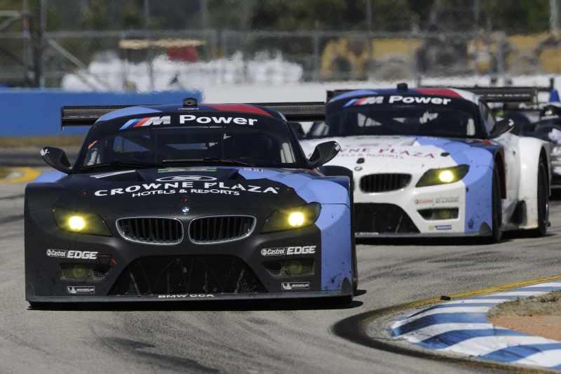 BMW Z4 GTE Sebring © BMW AG