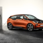 BMW i3 Concept Coupe: European premiere plus intelligent range-enhancing solutions