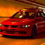 HD Car Wallpapers – Mitsubishi Evo VIII