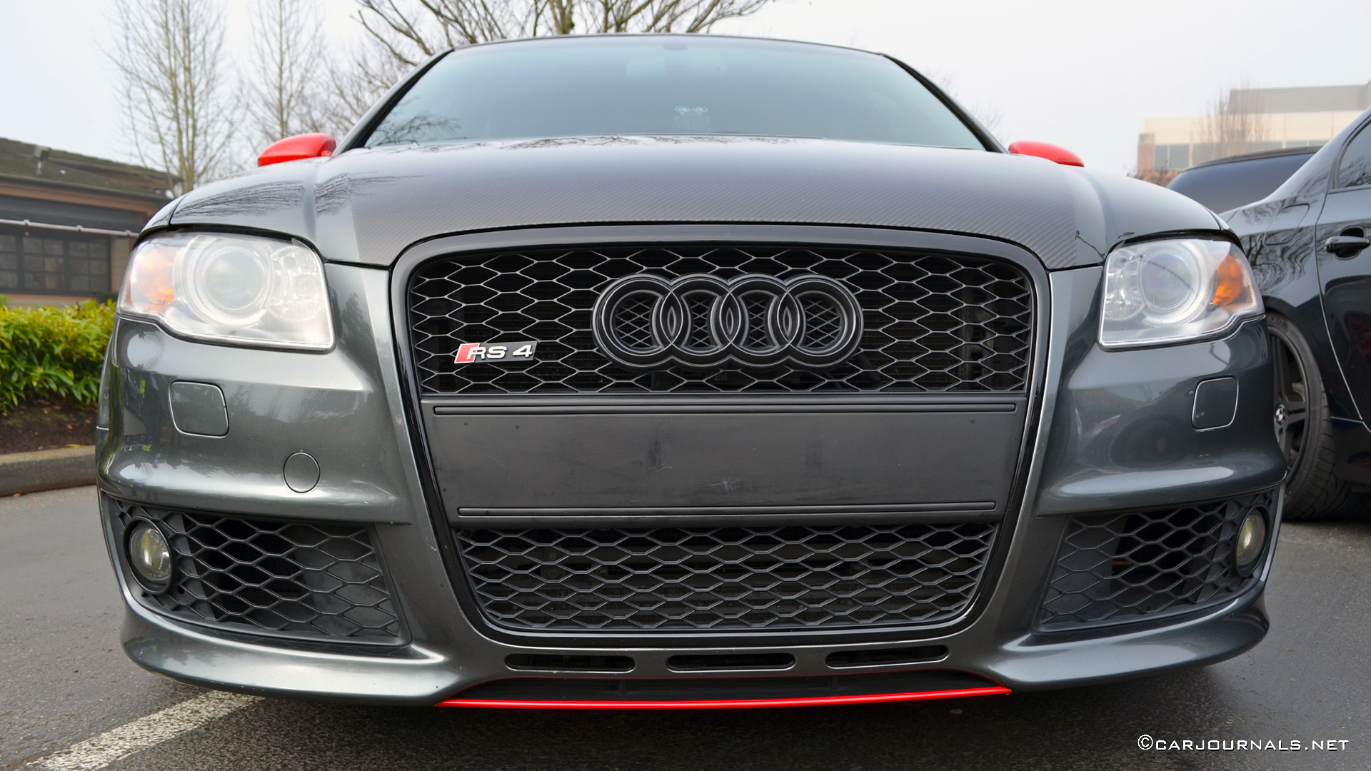 HD Car Wallpapers - Audi RS4 - Car journals