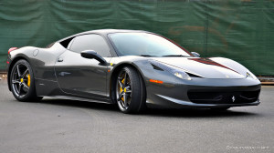 HD Wallpapers - Ferrari 458 Italia - Car Journals