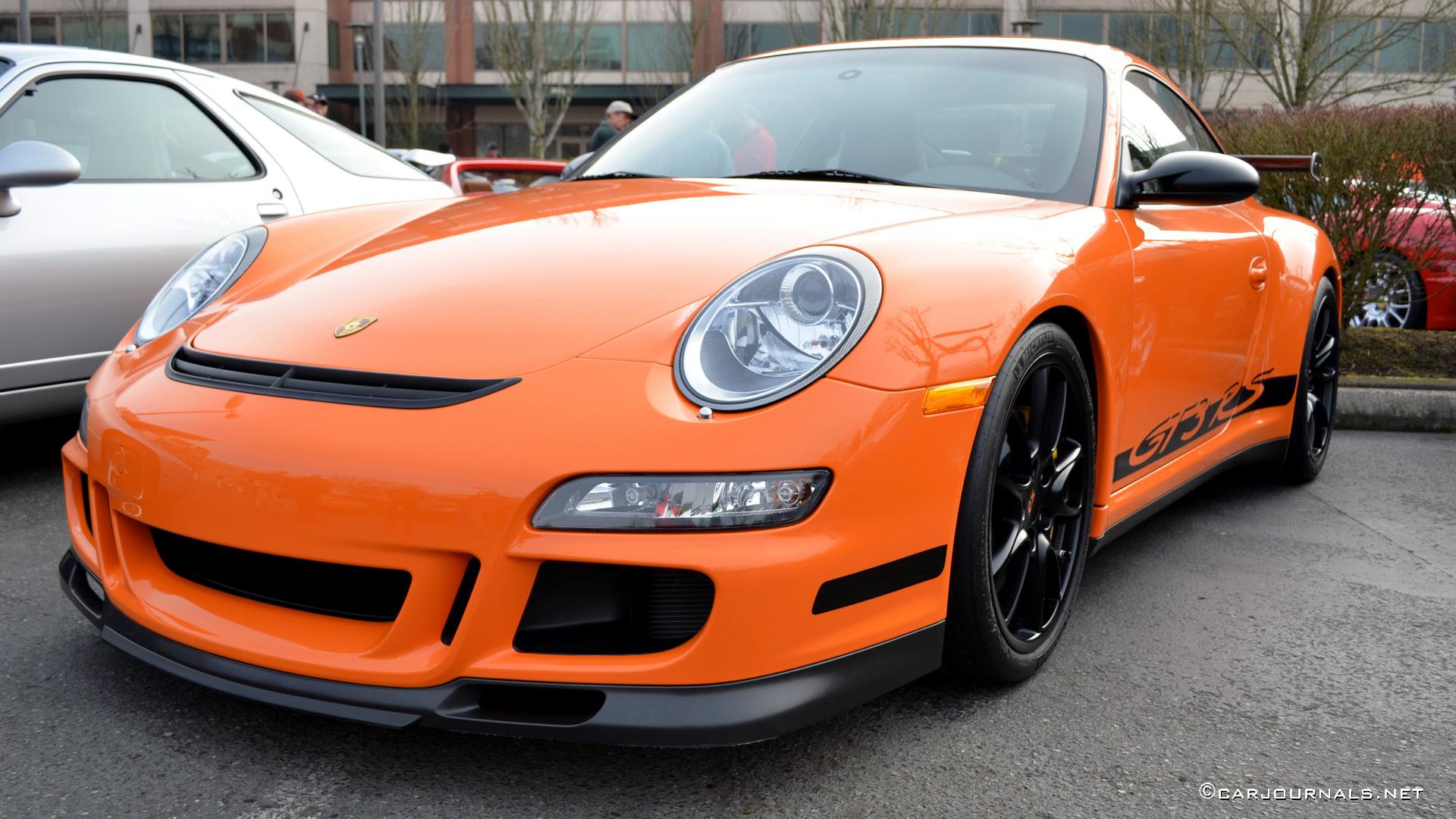 HD Car Wallpapers – Porsche GT3 RS - Car Journals