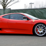 HD Car Wallpapers – Ferrari 360 Stradale