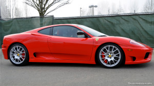 HD Car Wallpapers – Ferrari 360 Stradale - Car Journals
