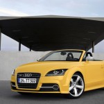 Special edition TTS competition celebrates 500,000 Audi TT cars