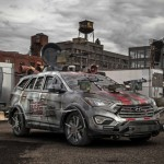 Hyundai Santa Fe Zombie Survival Machine Unveiled At Comic Con