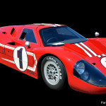 HD Car Wallpapers – Ford GT40
