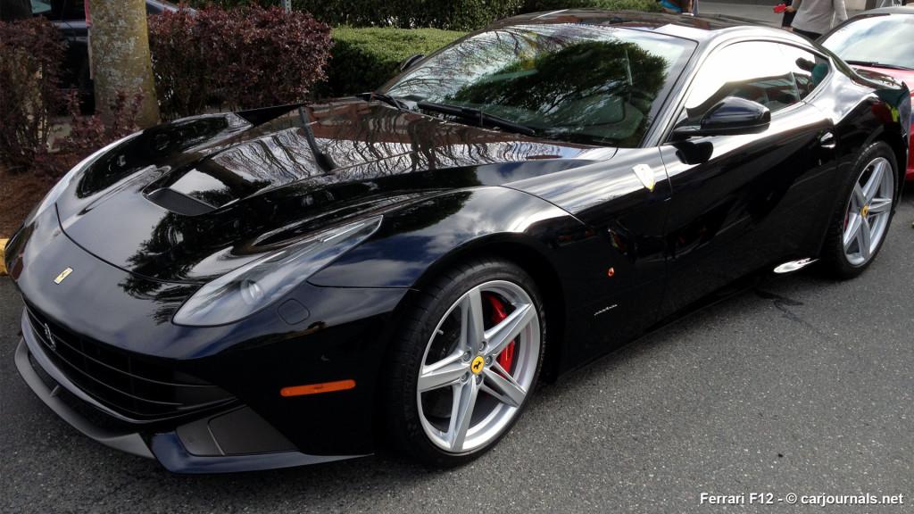 HD Car Wallpapers Ferrari F12 Journals