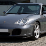 HD Car Wallpapers – Gray Porsche Carrera