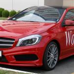 HD Car Wallpapers – Mercedes Benz A-Class