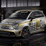 A green light for the Abarth 695 Biposto