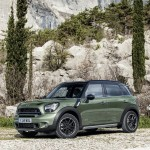 "MINI Countryman once again successful at the 2014 ""Off Road Award"""