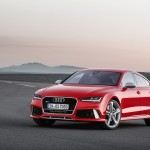 The revised Audi RS 7 Sportback