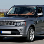 HD Car Wallpapers – Silver Range Rover