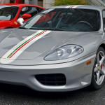 HD Car Wallpaper – Ferrari 360 Modena Challenge Stradale
