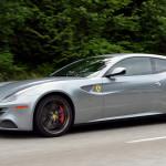 HD Car Wallpapers – Gray Ferrari FF