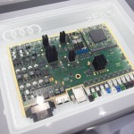 Audi mastermind for piloted driving:  the central driver assistance controller