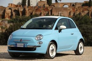 Fiat 500 Vintage '57 - The Legend Is Back