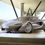 All New 562hp McLaren 570S Coupe Unveiled Ahead of New York Debut