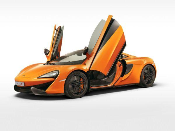 McLaren 570S Coupé © McLaren
