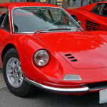 Ferrari Dino – HD Wallpaper