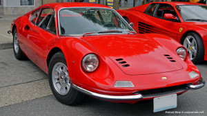 Ferrari Dino - HD Wallpaper - Car Journals