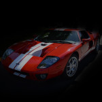 Ford GT40 iPhone Wallpaper