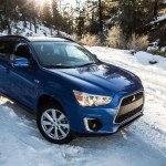"Mitsubishi Outlander Sport Named To Kelley Blue Book's ""10 Most Affordable SUVs"" List For 2015"