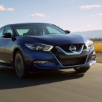 2016 Nissan Maxima SR bests field of luxury sports sedans in certified testing at Buttonwillow Raceway Park