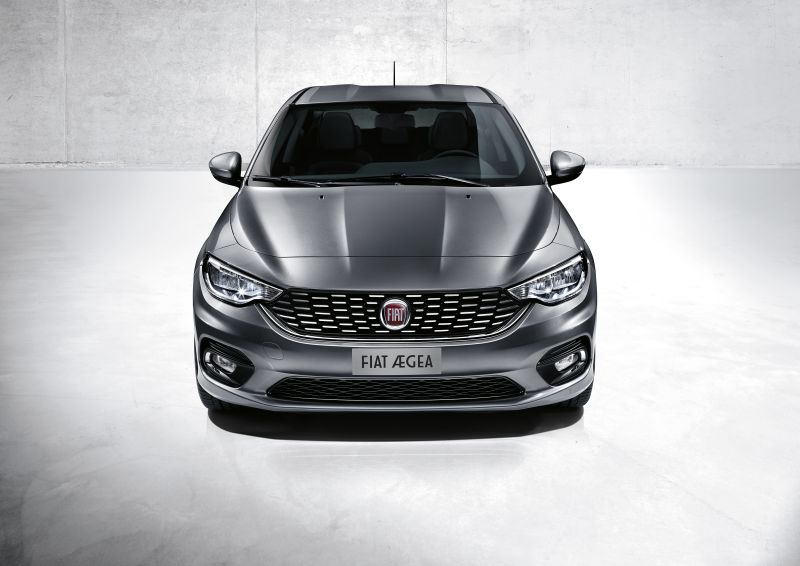 Fiat Aegea Front view
