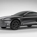 Aston Martin Takes Radical DBX Concept to Villa d'Este