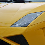 Yellow Lamborghini iPhone Wallpaper