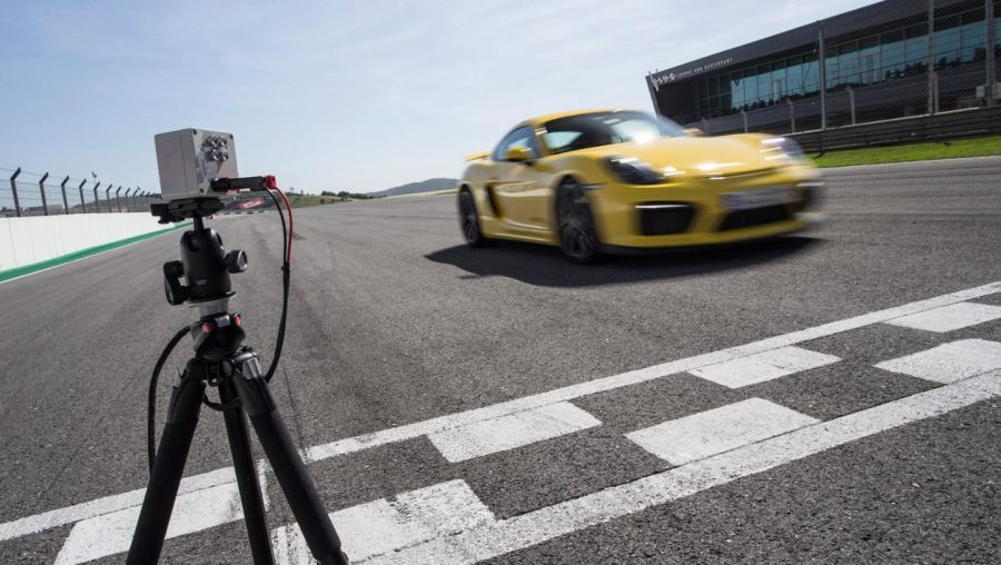 New Porsche Track Precision App for GT Sports Cars