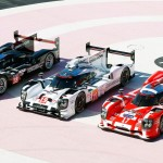 The colors of the 919 Hybrid