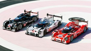 The colors of the 919 Hybrid - Car Journals
