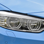 BMW M4 Headlight – HD Wallpaper