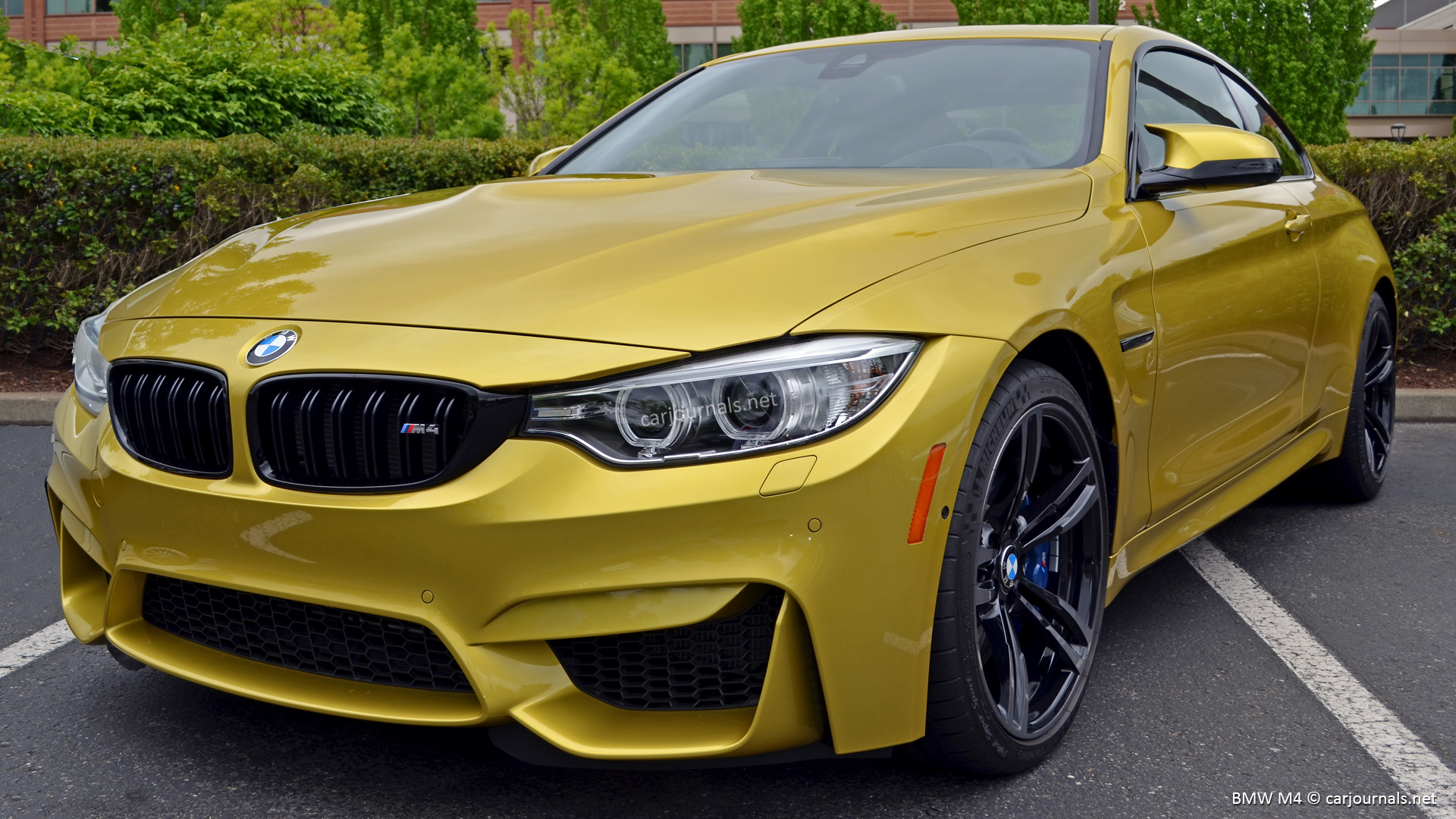 Bmw M4 Hd Wallpaper Car Journals