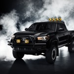 Toyota Reimagines Marty McFly's Dream Truck With 2016 Tacoma
