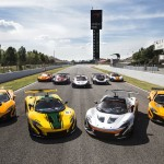 The McLaren P1 GTR Program Commences In Barcelona