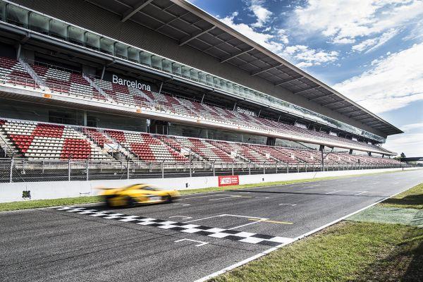 The McLaren P1 GTR Program Commences In Barcelona